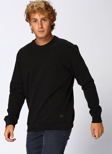 Lee&Wrangler Sweatshirt Siyah